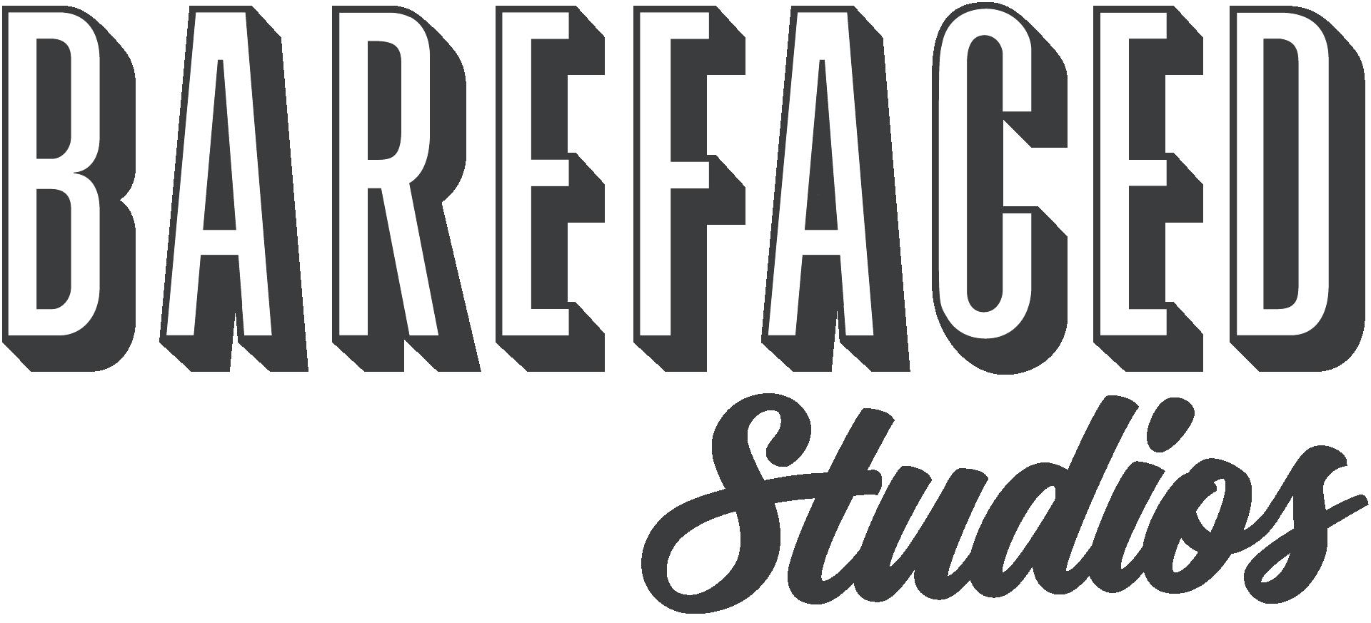 Barefaced Studios Logo